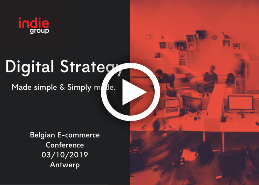 Digital strategy made simple